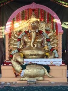 Mahaganapati Temple Maricopa  4