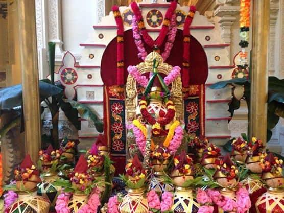 Mahaganapati Temple Maricopa  5