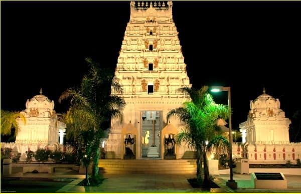 Malibu Hindu Temple Calabasas 1