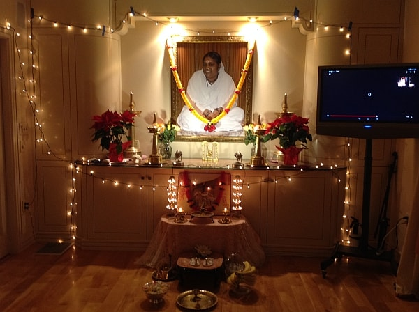 Mata Amritanandamayi (Amma) Center Of New England 3