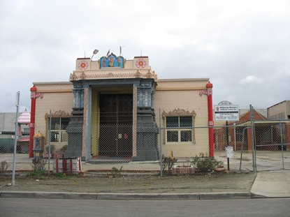 Melbourne Murugan Temple (1)