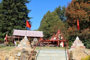 Mount Madonna Center Hanuman Temple Watsonville 7