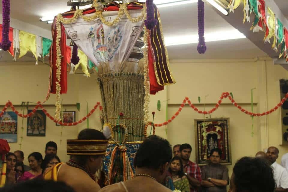 New Malden Murugan Temple 1