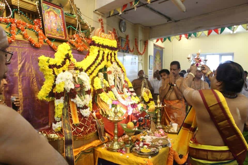 New Malden Murugan Temple 2