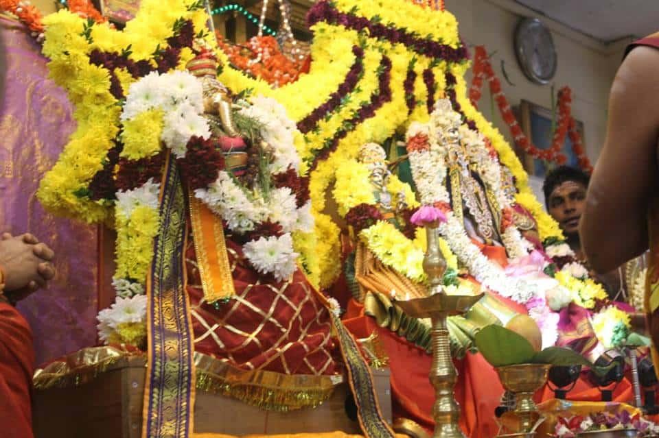 New Malden Murugan Temple 3