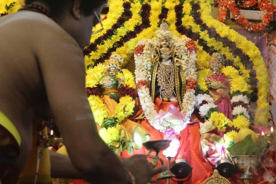 New Malden Murugan Temple 4