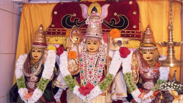 New Malden Murugan Temple 5
