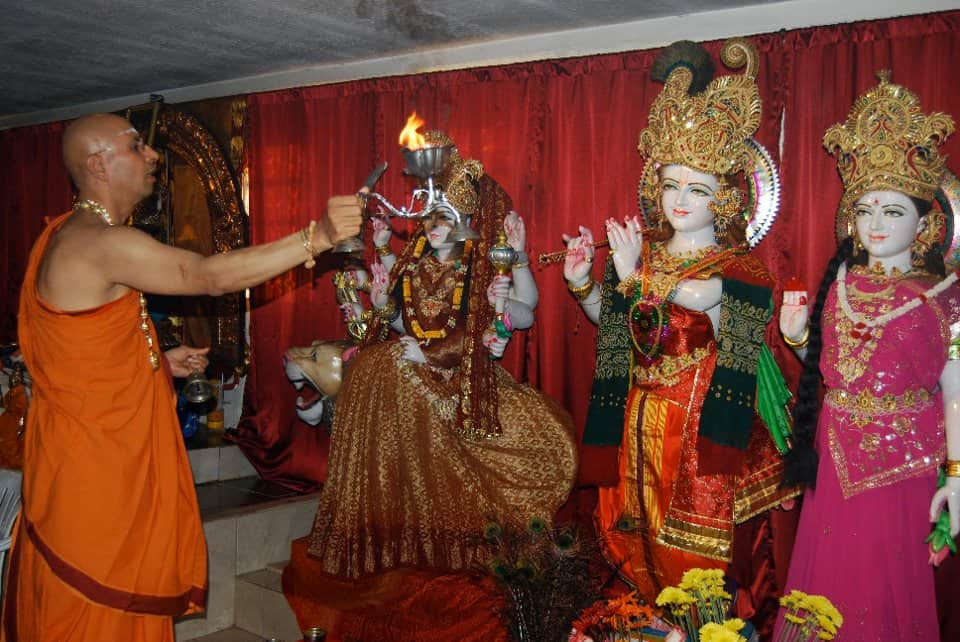 Nithyananda Vedic Temple Phoenix 4