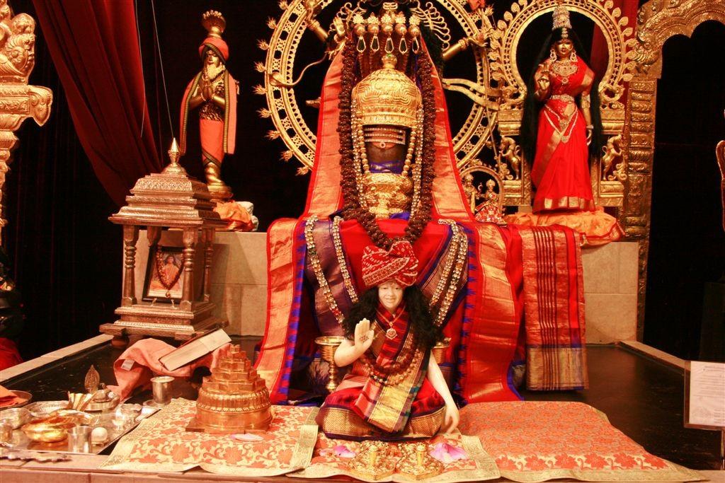 Nithyananda Vedic Temple of Los Angeles