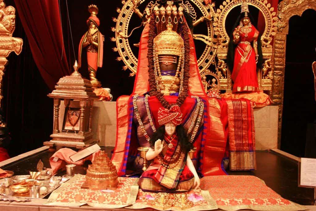 Nithyananda Vedic Temple of Los Angeles 1