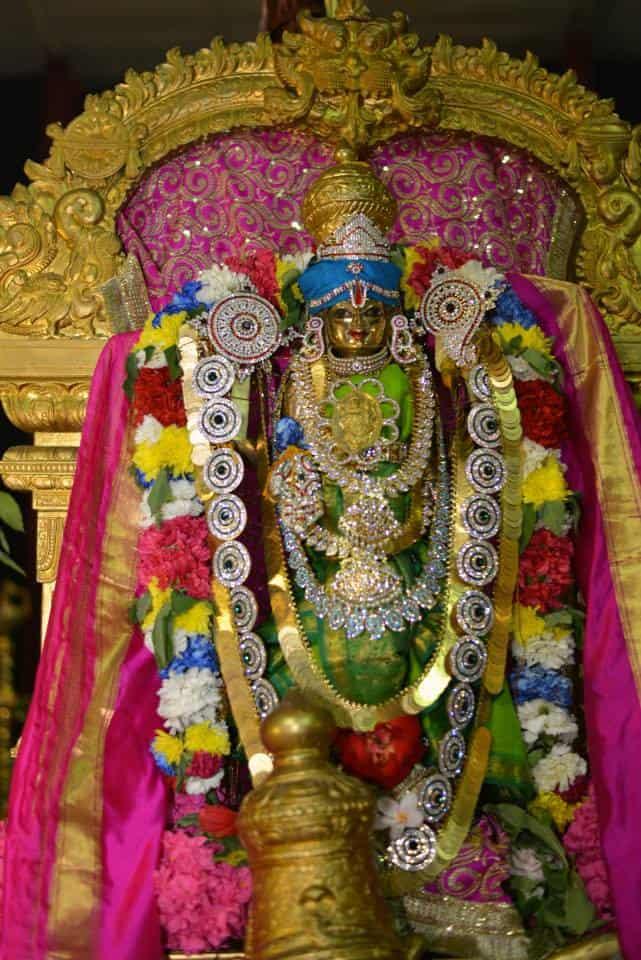 Nithyananda Vedic Temple of Los Angeles 2