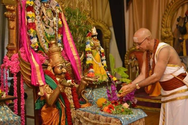 Nithyananda Vedic Temple of Los Angeles 4