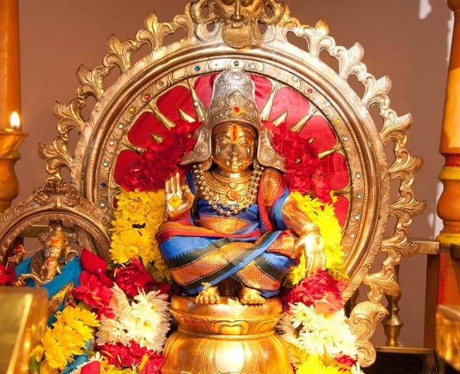 Parashakthi Temple  Pontiac 4