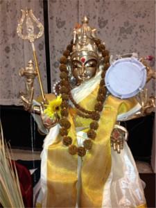 Parvati Parameshwara Temple Lowell 2