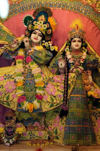 Radha Krishna Temple 2