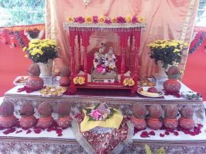 Samarpan Hindu Temple Philadelphia
