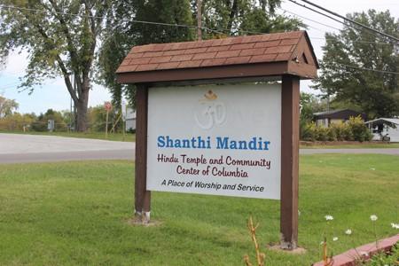 Shanthi Mandir Columbia 1