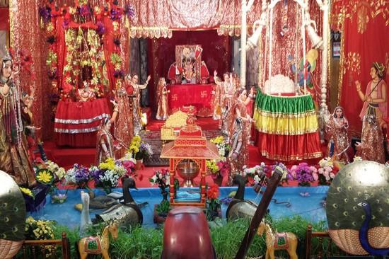 Shree Dwarkadhish Temple Parlin4