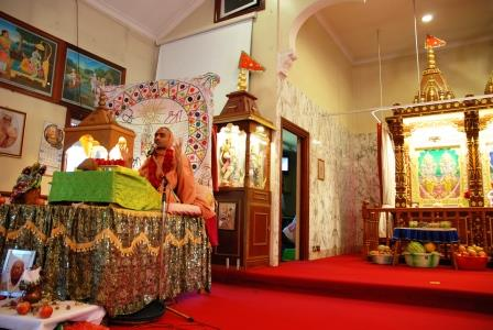 Shree Kutch Satsang Swaminarayan Temple South East London 2