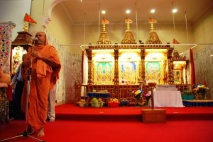 Shree Kutch Satsang Swaminarayan Temple South East London