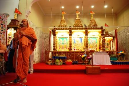 Shree Kutch Satsang Swaminarayan Temple South East London 5