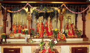 Shree Radha Krishan Dham Greenwich Hindu Temple 1