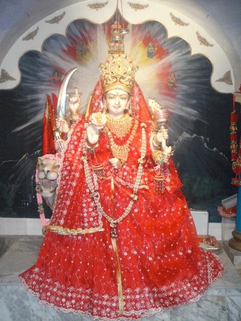 Shree Sanatan Dharm Mandal Durga Mandir 1