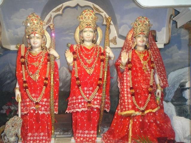 Shree Sanatan Dharm Mandal Durga Mandir 2jpg