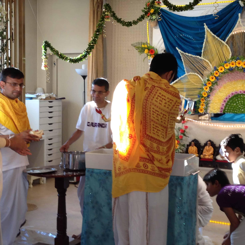 Shree Shree Radha Krishna Cultural Centre 2