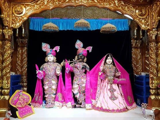 Shree Swaminarayan Temple Pontiac 1