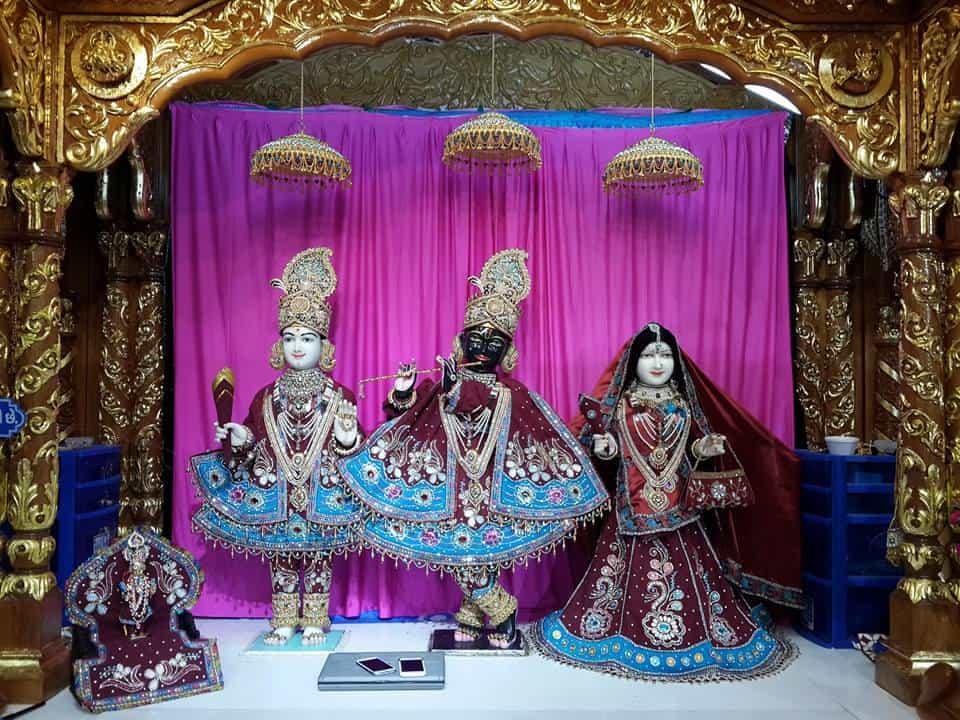 Shree Swaminarayan Temple Pontiac 2