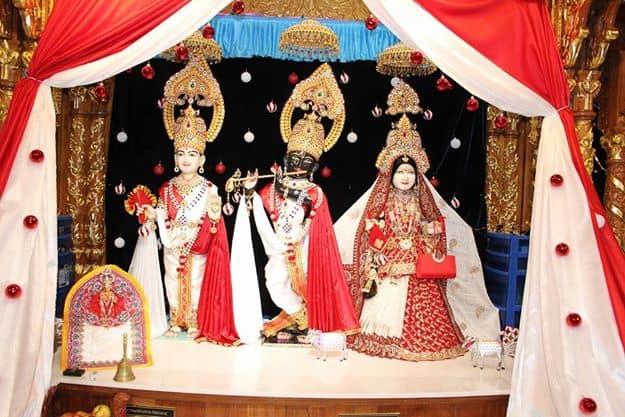 Shree Swaminarayan Temple Pontiac 4