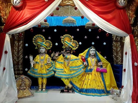 Shree Swaminarayan Temple Pontiac 5