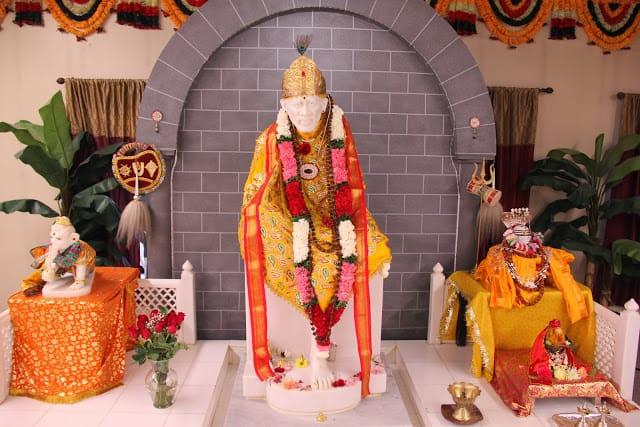 Shri Dwarkamai Shirdi Sai Baba Temple Billerica  1