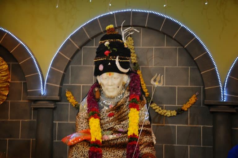 Shri Gurusthan - Shri Shirdi Sai Temple Northborough 2