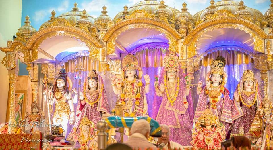 Shri Lakshmi Narayan Mandir Queens 1