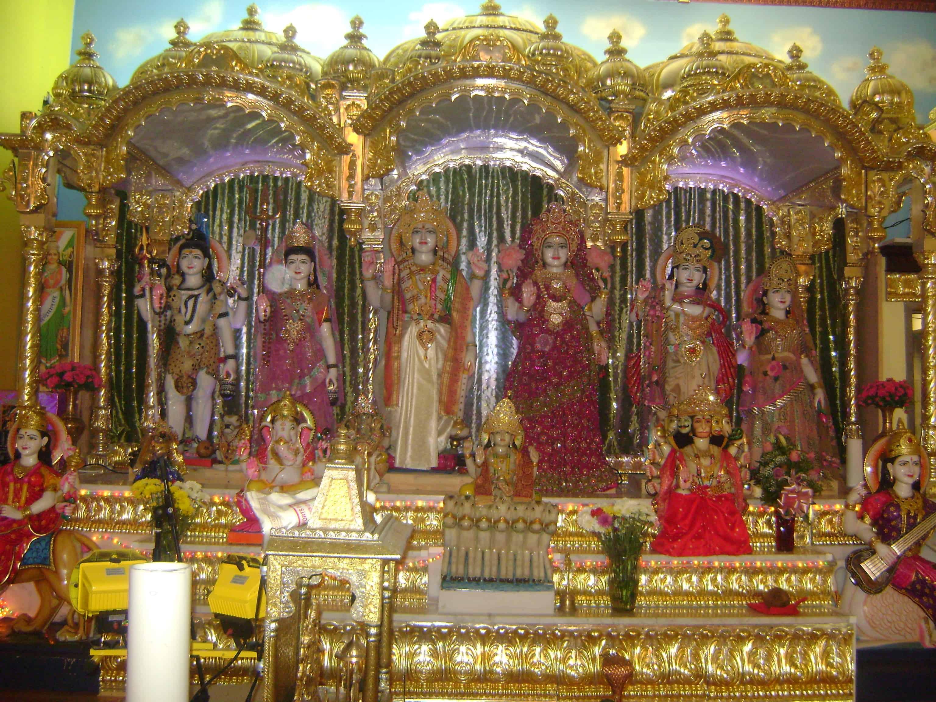 Shri Lakshmi Narayan Mandir riverside california 3