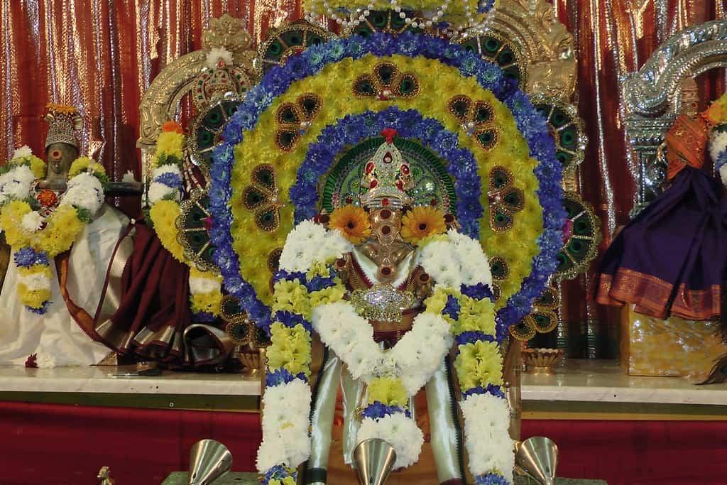 Shri Sithi Vinayagar Thevasthanam 4