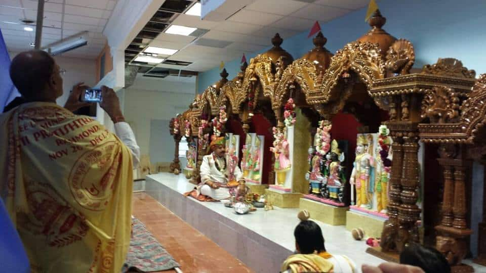 Shri Swaminarayan Temple Wheeling 2