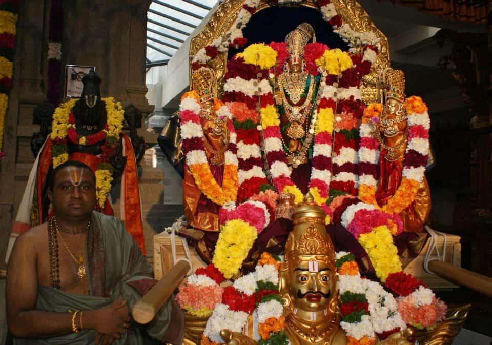 Shri Venkateswara(Balaji) Temple Dudly 1