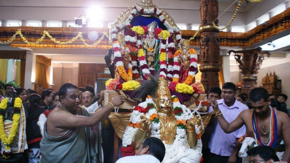 Shri Venkateswara(Balaji) Temple Dudly 3
