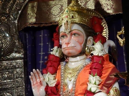 Sri Chinmaya Maruti Temple Andover 1