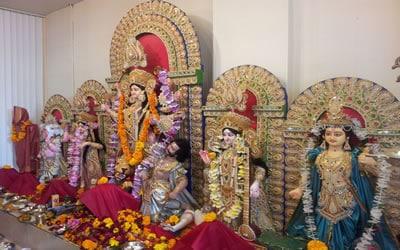 Sri Durga Mandir Detroit 1