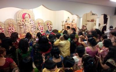 Sri Durga Mandir Detroit 3