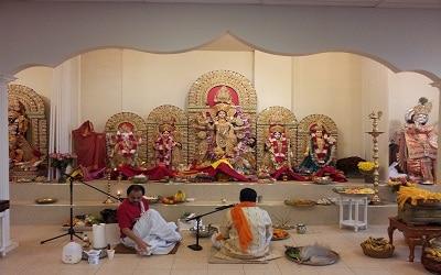 Sri Durga Mandir Detroit 5