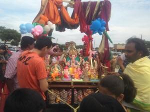 Sri Ganesha Temple Plano 1