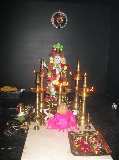 Sri Guruvayurappan Temple of Dallas 1