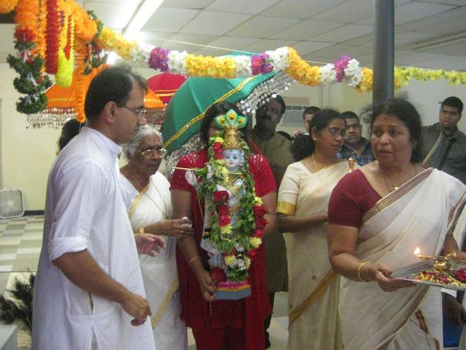 Sri Guruvayurappan Temple of Dallas 2