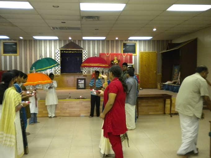 Sri Guruvayurappan Temple of Dallas 5