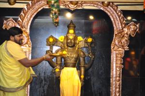 Sri Lalitha Peetham Plano 4